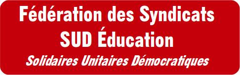 Fédération de Syndicats SUD Education