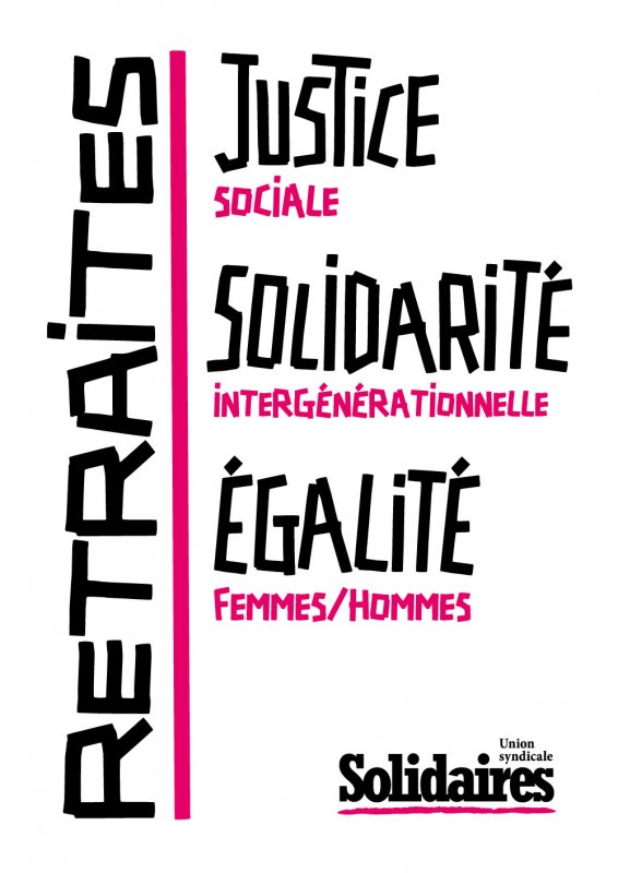 tract retraites solidaires